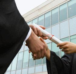 diploma krijgen