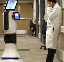 robot dokter