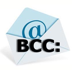 E-mail bcc