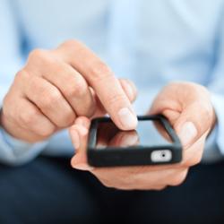 e-mail checken smartphone