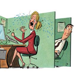 Emoties op het werk