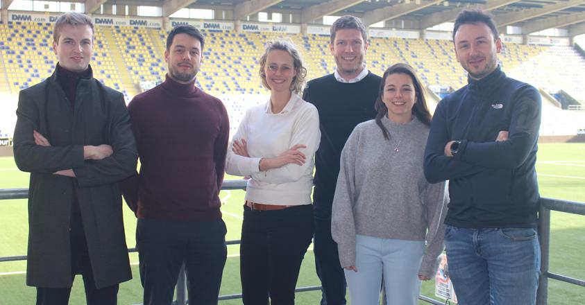 Het team van ESSMA