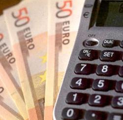 rekenmachine euros