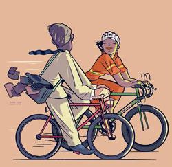 fietsen (Jan VDV)