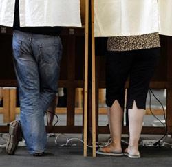 gaan stemmen
