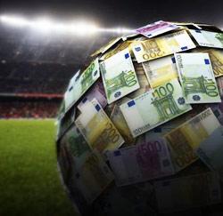 geld voetbal