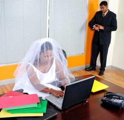 getrouwd met je werk