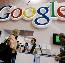 Google balie