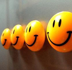 gelukkig smileys