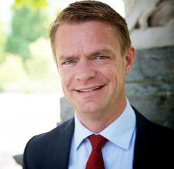 Staatssecretaris Hendrik Bogaert