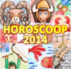 horoscoop 2014
