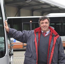 Buschauffeur Michael Van Loock