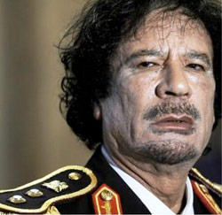 Kadhafi
