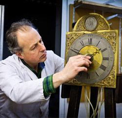Klokkendokter Bernard Meier