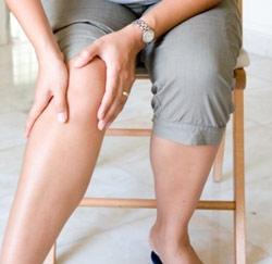 pijnlijke knie kniepijn