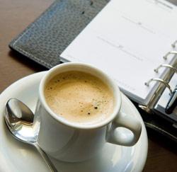 agenda koffie
