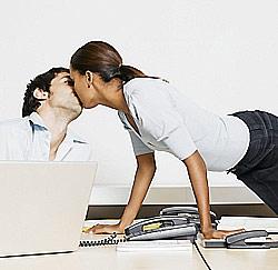 amour au travail