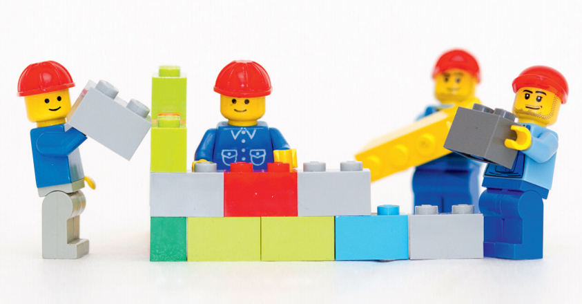 Lego ingenieurs