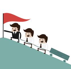 Is jouw baas een leider?