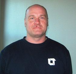 Benny Theuwissen, vrachtwagenchauffeur