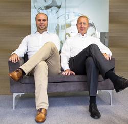 Filip De Koster en Pieter De Tant