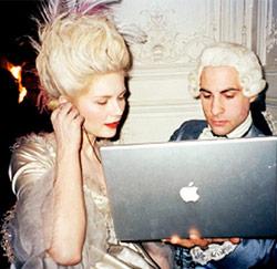 Marie Antoinette achter de schermen