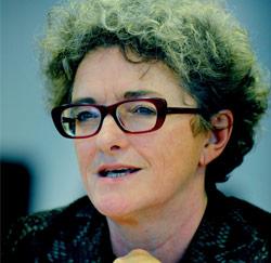 Minister Monica De Coninck