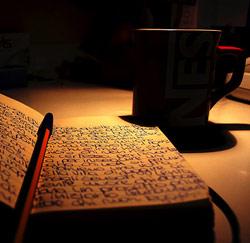 schrijven nacht