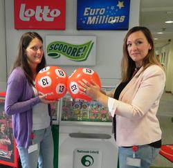 Nieuwkomer bij Nationale Loterij