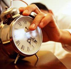 opstaan wekker