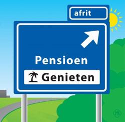 pensioen afrit