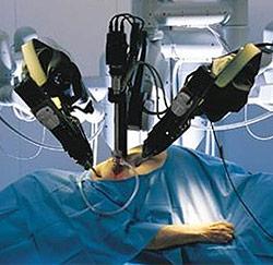 Robot chirurg