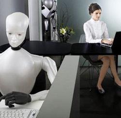 robot typen werkvloer
