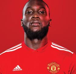 Romelu Lukaku bij Manchester United
