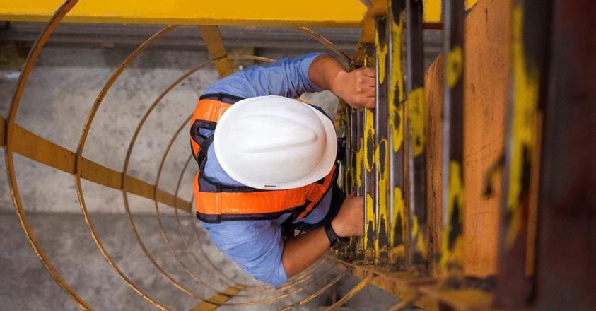 veiligheid op een bouwwerf