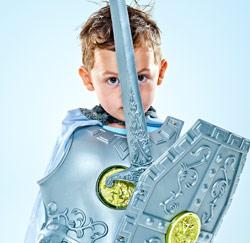 speelgoed ridder kind