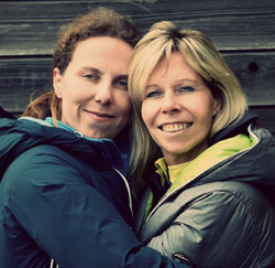 Nicky Laureyssens & Christel Spiessens