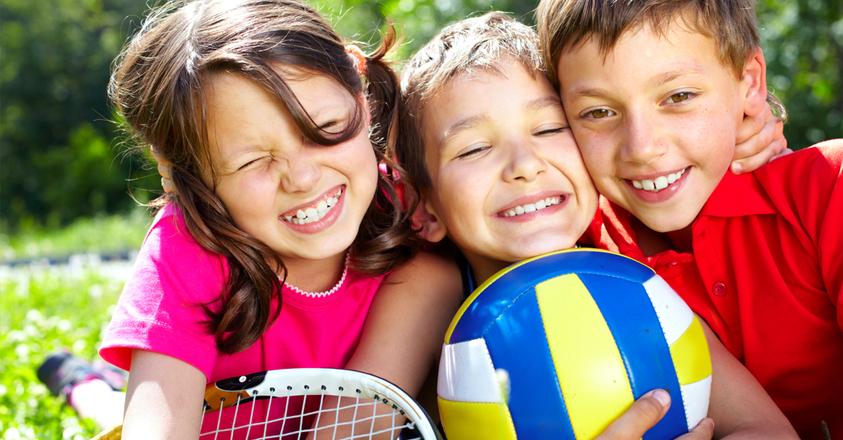 sportkinderen