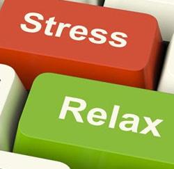 stress relax buttons