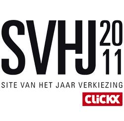 Site van het Jaar 2011