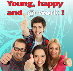 Synergie 'Young, happy and @ work!'