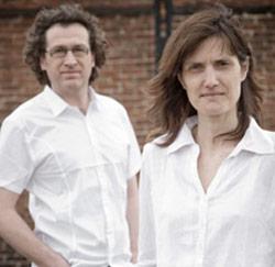 Tanja Verheyen en Bob Vermeir