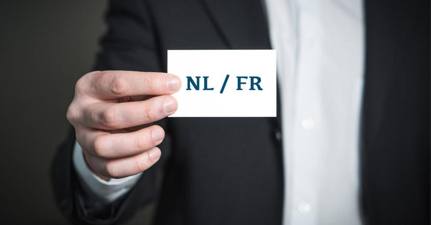 Tweetalig Nederlands-Frans