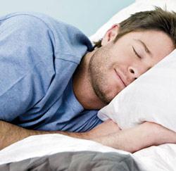 uitslapen man