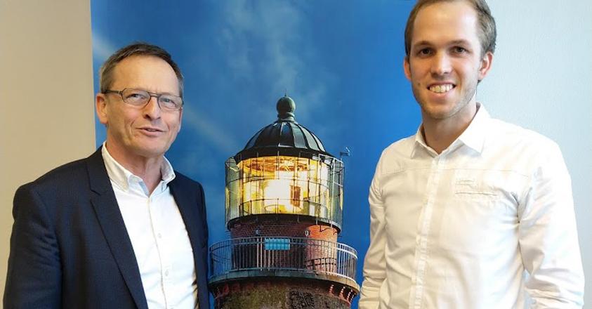 Jos Verdonck en Maarten Ghesquiere