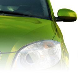 voiture vert