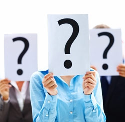 vragen stellen bordje