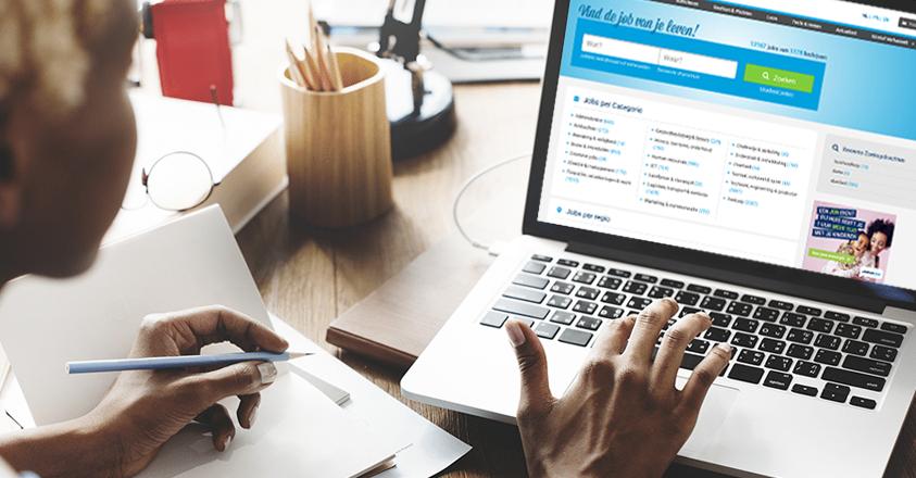 online werk zoeken