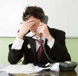 workaholic telefoon