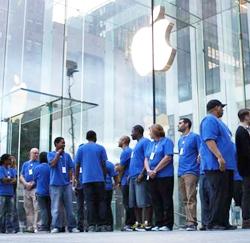 regarder ae2a8 1a89d Combien gagne un employé chez Apple ? - Jobat.be